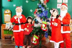 绿光教育圣诞节大奖等你拿!
