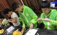 小小科学家,绿光STEM科技营玩得停不下来!