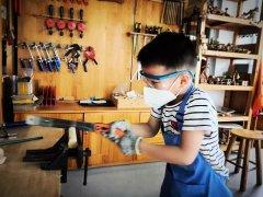 绿光儿童木工活动火热招募啦!创意拼接,锯木