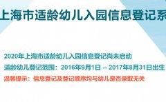 绿光教育:上海今天开始幼儿园入园登记